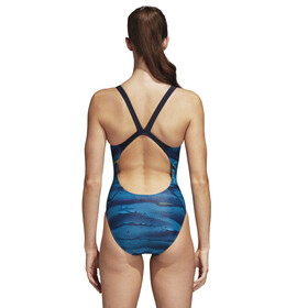 adidas Parley Swimsuit Women blue